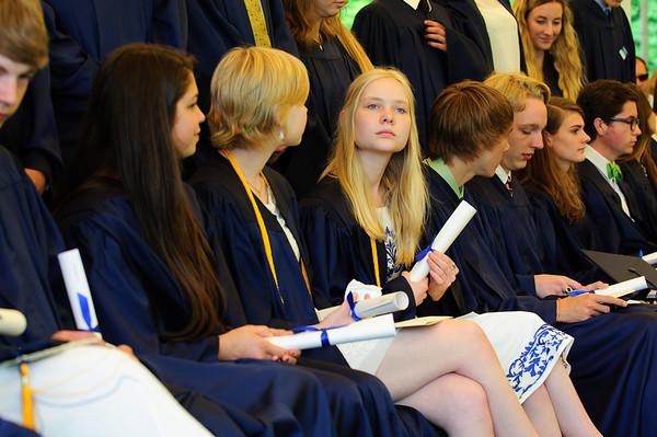 Awarding of Diplomas 2013