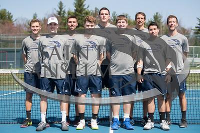 Men's Tennis Team Photos (04/15/17) Courtesy Jim Stankiewicz