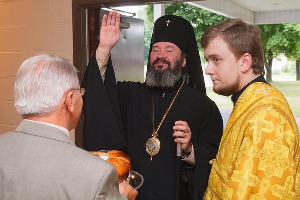 2011-07-20 Archbishop Justinian St. Elias Day Best Of