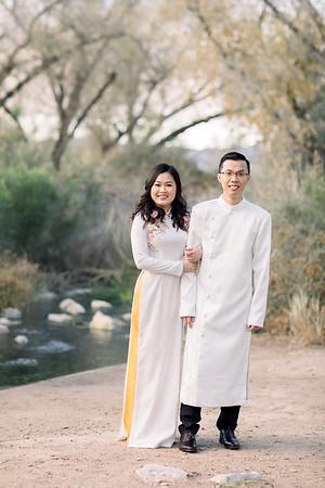 Hoang Engagement