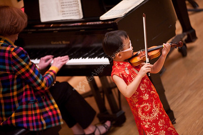 26511 Young Violinists Recital