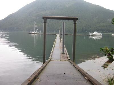 2012.08.21 Taku Harbor again with M&M