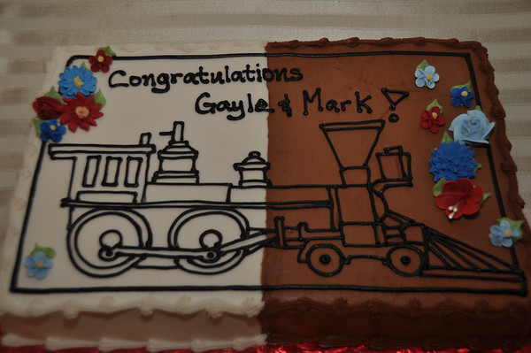 Party for Gayle and Mark at Burton_s 3-25-12