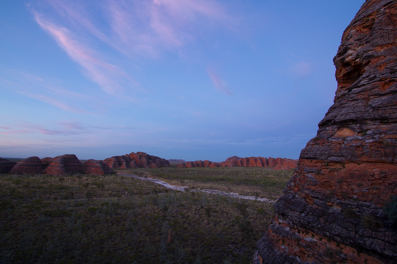 Genevieve Hathaway_The Kimberley_Bungle Bungles at sunrise.jpg