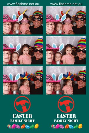 Bunnings McGraths Hill Easter Family Night - 26 March 2015