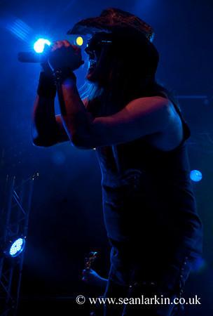 Skid Row - Hard Rock Hell IV 2010
