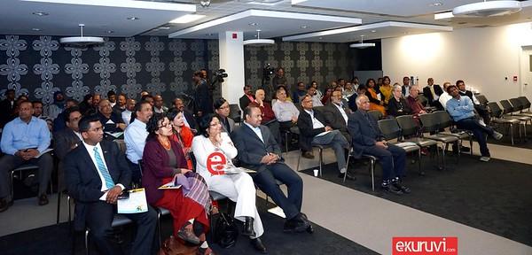 Havard Tamil chair  meeting     Dec 06,2015