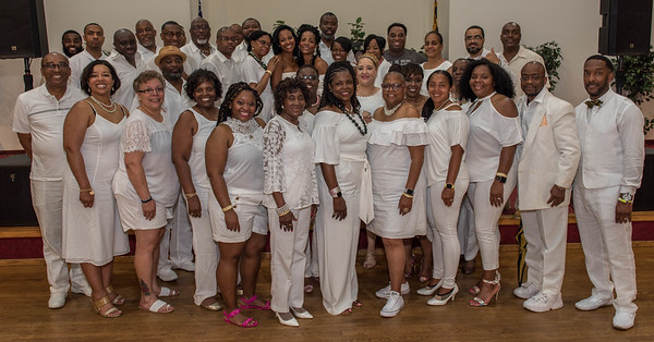 3rd Annual Ivy & Ice White Party