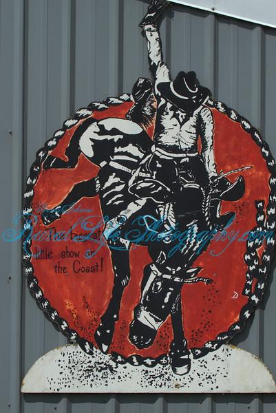 2013 Tillamook Rodeo Saturday Slack Tie Down & Barrels