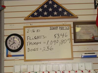 August 16, 2010 (8 PM, 3 Flights)