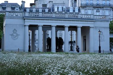 Bomber Command memorial, London, 2019