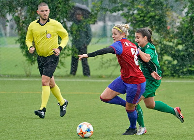 FC Basel  1893 Frauen - St. Gallen - Staad / 2:2 / 29. August 2020