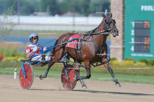 Hoosier Park, July 8th 2016 ISS Finals