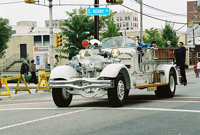 Hackensack Cloumbus Day Parade 2008