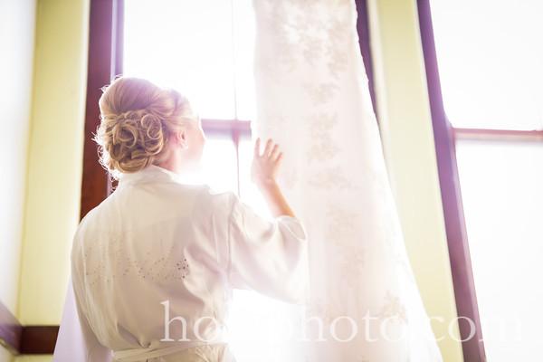 Beth & Brian Color Wedding Photos