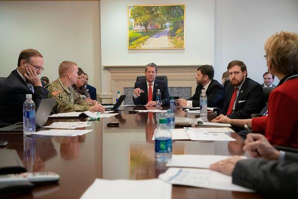 3.12.2020 Coronavirus Task Force Meeting