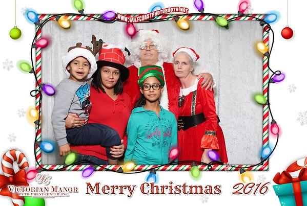 Victorian Manor Christmas 2016