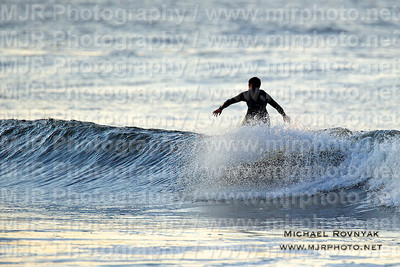 Surfing, L.B. West, NY, 09-16-11