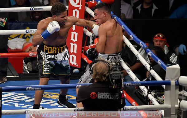 Shawn Porter Defeats Adrian Granados by Unanimous Decision