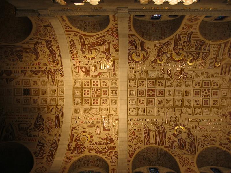 Main Sanctuary, Basilica, St. Anne-de-Beaupre