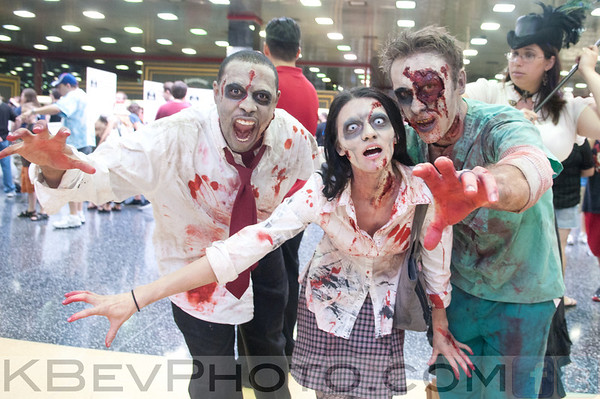 Comic Con (Aug 11)