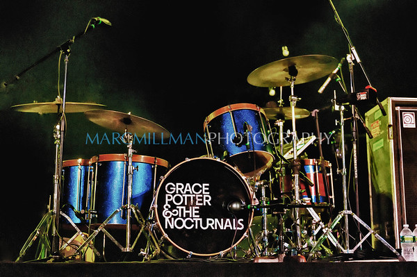 Grace Potter & the Nocturnals @ Summerstage (Sat 9 24 11)