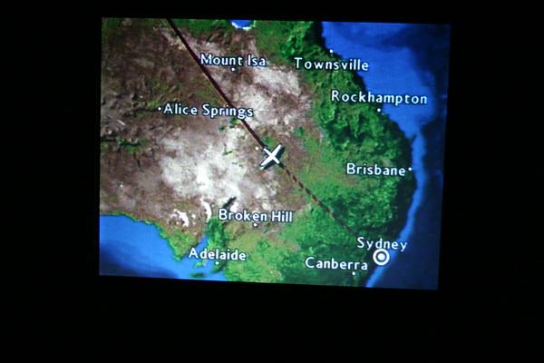 Australia 2005 - Bangkok to Sydney