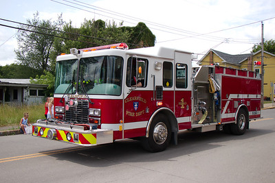 Clearfield Fire Department