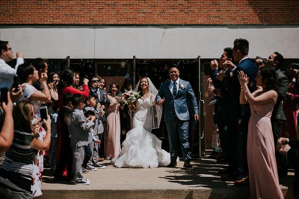 Lynda & Tuan Wedding Day