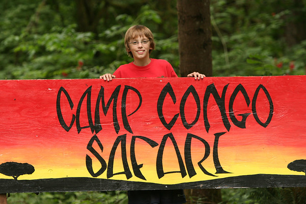 Cub Scout Summer Camp July 2006