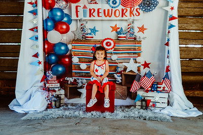 Kelsey S. {4th of July} 2021