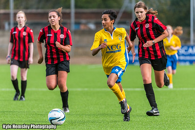 Lancing Ladies U18's vs Varndeanians Ladies U18's (£2 Single Downloads. £8 Gallery Download. Prints From £3.50)
