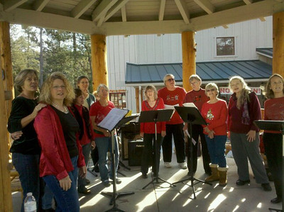 Local Color Singing Group