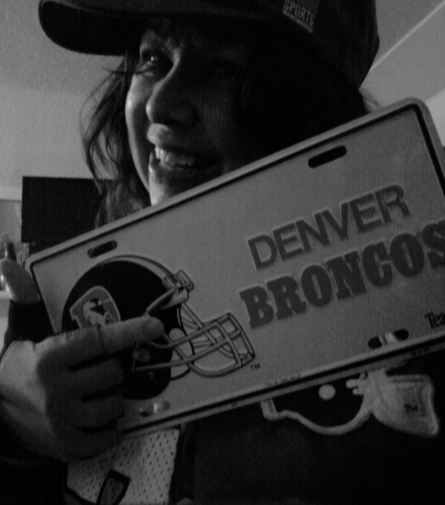 . I\'M A BIG CANADIAN BRONCOS FAN EHH! Patricia Dalock