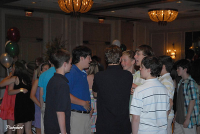 MBA & HH 8th Grade Graduation Party 5-22-09