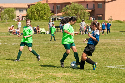 MWR Sigonella Soccer 1st game 1 of 2