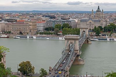 Danube River Boat Cruise, August 2019