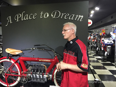 Aug 26, 2018 - Dreamcycle Motorcycle Museum Tour