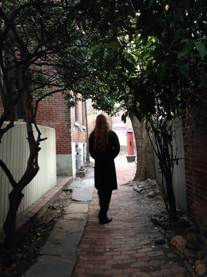 Philadelphia 2015 Elfreth's Alley