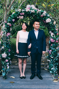 Wenjing and Will's Solemnization