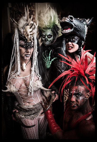 Four Horseman Satanic Panic