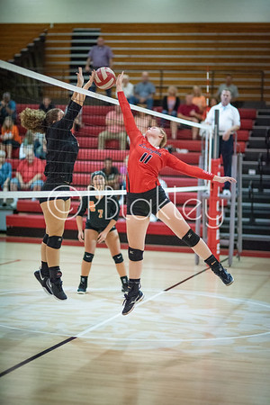 LHS  Volleyball (8-28-2018)