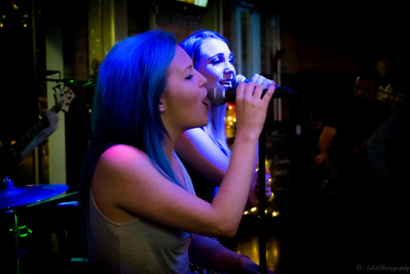 Queen's Vice at Bradshaw Social House - December 12, 2015