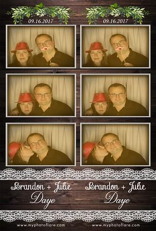 Brandon & Julie - September16, 2017