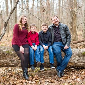 Amara & Chris' Family Portraits