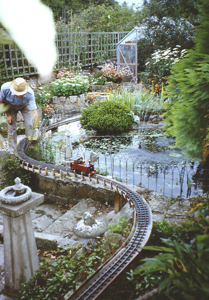 More garden railways