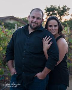 Nicole and Ryan