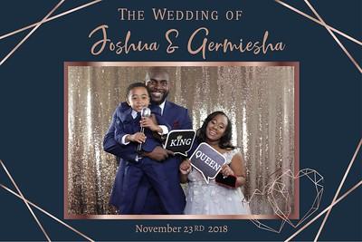 The Gray's Wedding  Nov. 24, 2018