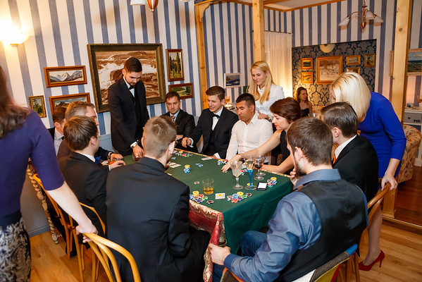 Ivani & Marko synnad Casino Royale 2016