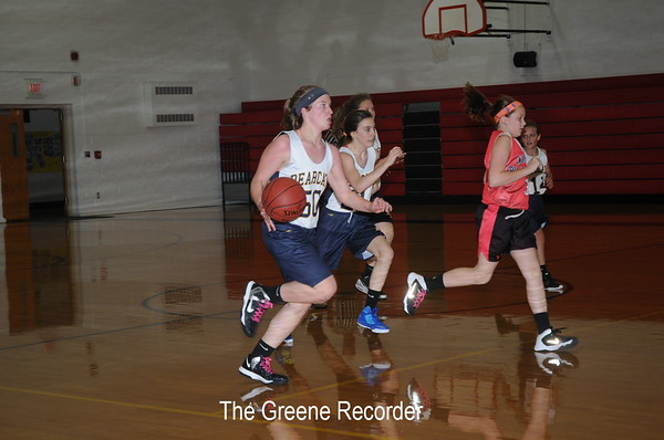 MS Girls Basketball vs N-P